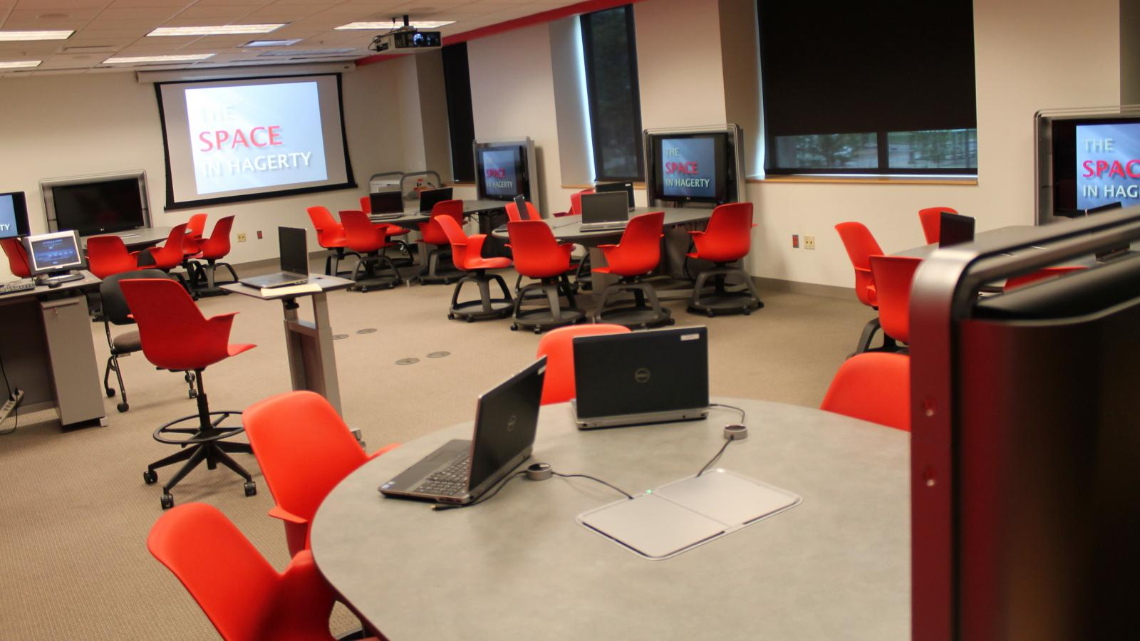 Image of the Space lassroom