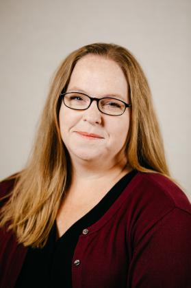 Tia Jones is the program coordinator for the Center for Languages, Literatures and Cultures and the interim director for the American Sign Language program.